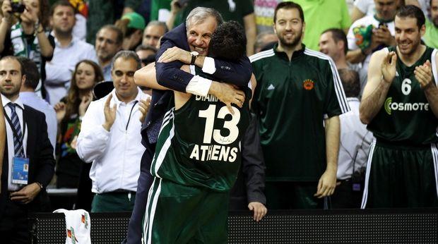 Συνάντηση γιγάντων: Διαμαντίδης και Ζοτς τα είπαν στο ΟΑΚΑ (pic)