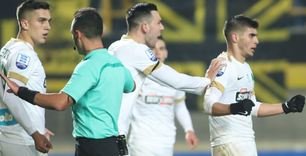 Οι αναρτήσεις των ποδοσφαιριστών μετά το «Χ» στο «Βικελίδης»