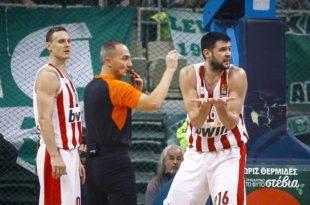 """Όταν ο Παναθηναϊκός χρεώθηκε με 3 φάουλ σε 7"""" ήταν απλά... Euroleague! (pic)"""