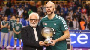 Ο MVP Καλάθης σε... cappuccino! (pic)