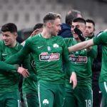 Παναθηναϊκός - Αστέρας Τρίπολης 1-0 (Highlights/vid)