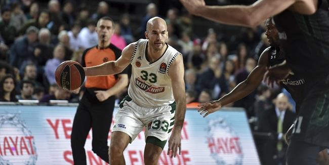 ΠΑΟ...play off - Διέσυρε την Νταρουσάφακα στην Τουρκία ο Παναθηναϊκός!