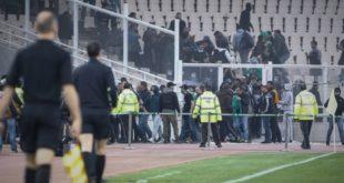 Ανακοίνωση της ΠΑΕ με καταδίκες και «επίθεση» σε μερίδα οπαδών και Πολιτεία