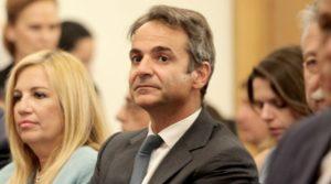 Μητσοτάκης: «Ο Θανάσης Γιαννακόπουλος κέρδισε την εκτίμηση και τον σεβασμό όλων»