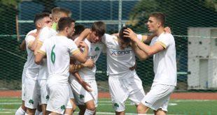 Διέλυσαν την ΑΕΚ με 6-0 οι μικροί του Παναθηναϊκού