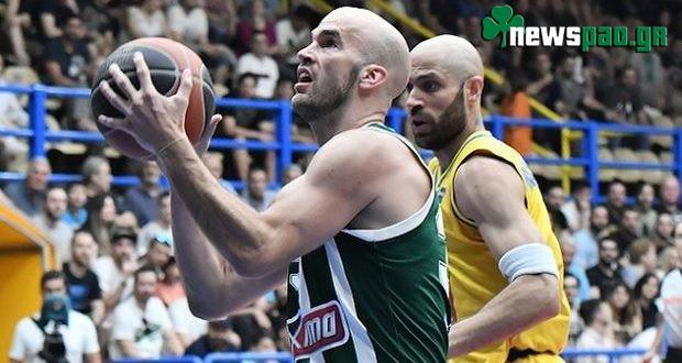Περιστέρι - Παναθηναϊκός 68-91 (Highlights-VIDEO)