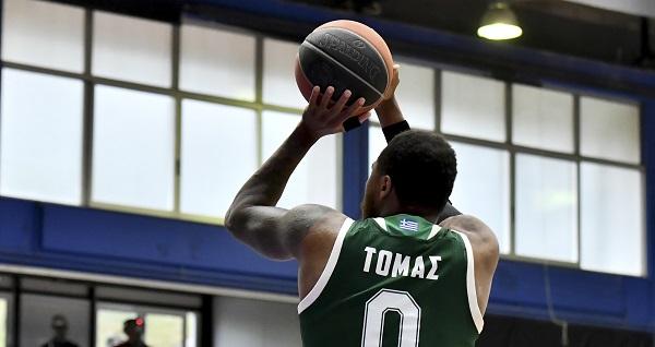 Τόμας: «Τώρα στρεφόμαστε στο ελληνικό πρωτάθλημα»