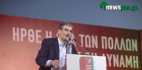 Γ. Τσίπρας: «Αν δεν είχαμε εκλογές, σε δύο μήνες θα είχαμε μπουλντόζες για Βοτανικό»
