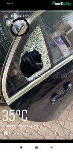 Προκάλεσαν ζημιές στο αυτοκίνητο του Παππά στα Εξάρχεια (pics)