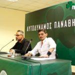 Αποκάλυψη Γιαννακόπουλου: «Ανακοινώσεις λίγο μετά τις γιορτές για το Βοτανικό»