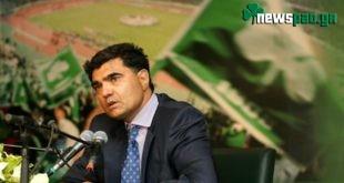 Γιαννακόπουλος: «Έχω μιλήσει με Βαρδινογιάννη, Νίκα»