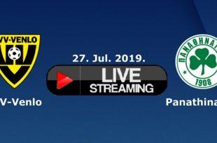 Φένλο - Παναθηναϊκός Live Streaming