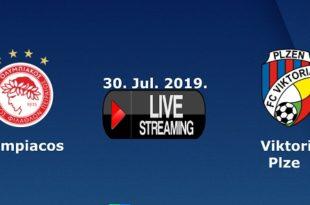 Ολυμπιακός - Βικτόρια Πλζεν Live Streaming
