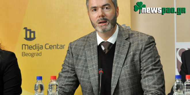 Συγκινητικές δηλώσεις Τομάσεβιτς για Παναθηναϊκό