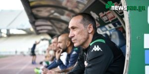 """Παναθηναϊκός - ΟΦΗ: Πικραμένος ο Δώνης μετά το ματς: """"Εγώ φταίω"""""""