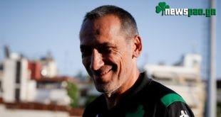 Λαμία - Παναθηναϊκός: Οι δηλώσεις του Δώνη μετά το ματς