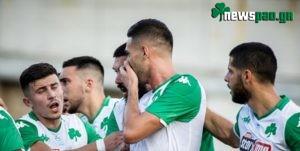 Λαμία - Παναθηναϊκός 1-1 (Highlights-Vid)