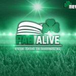 PAO ALIVE: Ανοδική πορεία – «Χτύπησε» ξανά ο μεγαλοκαταθέτης!