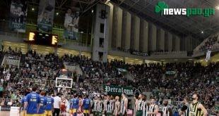 Παναθηναϊκός - Μακάμπι 71-82 (Highlights/vid)