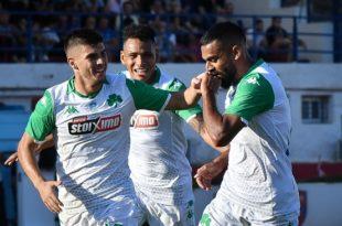 Πανιώνιος - Παναθηναϊκός 0-1 (Highlights/vid)