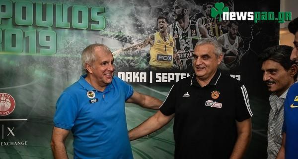 Ομπράντοβιτς: «Ευχαριστώ το Δημήτρη. Ιδιαίτερη στιγμή για μένα...»