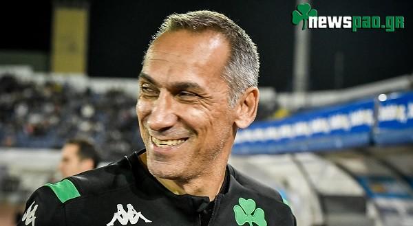 """Ατρόμητος - Παναθηναϊκός 0-1: """"Παναθηναϊκές"""" δηλώσεις από Δώνη μετά το μάτς"""