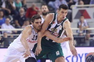 ΠΑΟΚ - Παναθηναϊκός 88-104: Στο ελληνικό πρωτάθλημα, μπαίνουν όλα... - Άνετο διπλό με 100αρα