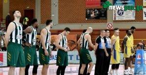 Λαύριο - Παναθηναϊκός 81-112 (Highlights/vid)