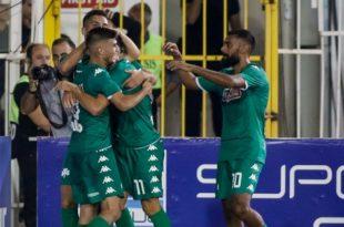 Ατρόμητος - Παναθηναϊκός 0-1: Ο Παναθηναϊκός είναι εδώ - Μεγάλο διπλό στο Περιστέρι