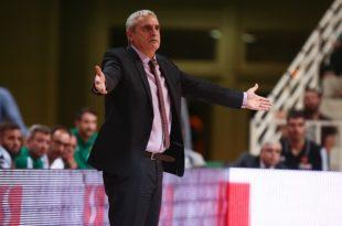 """Πεδουλάκης: """"Γι' αυτό δεν παίζει στη Euroleague ο Παππάς"""""""