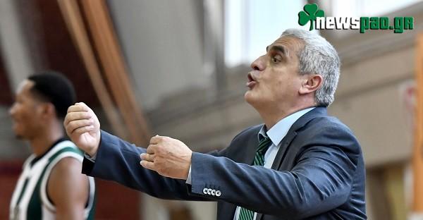 Λαύριο - Παναθηναϊκός: Οι δηλώσεις του Πεδουλάκη μετά το ματς