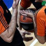 Μπαρτσελόνα - Παναθηναϊκός: Οι διαιτητές του αγώνα
