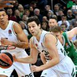Ζαλγκίρις - Παναθηναϊκός 85-86: Highlights