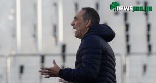 Δώνης: «Ο Ζαχίντ δύσκολα θα είναι στον Βόλο... Έχει ακόμα ενοχλήσεις. Είναι σοβαρός ο τραυματισμός»