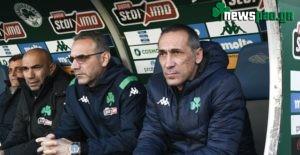 Παναθηναϊκός - Αστέρας Τρίπολης: Οι δηλώσεις Δώνη μετά το ματς