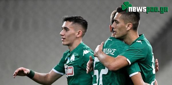 """Παναθηναϊκός - Παναχαϊκή 2-0: Πήρε πρόκριση, """"έβγαλε"""" παίκτες"""
