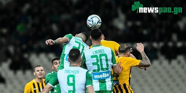 Παναθηναϊκός - Άρης: 0-0 (Highlights-vid)