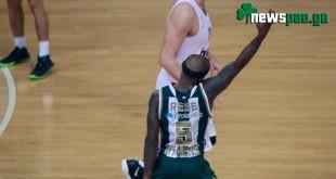 Παναθηναϊκός - Ολυμπιακός 99-93: Highlights - Video
