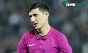 Παναθηναϊκός - ΠΑΟΚ: Από το Αζερμπαϊτζάν ο διαιτητής