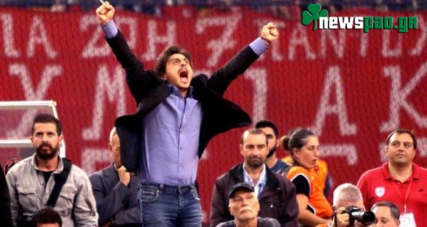 Προετοιμάζεται για ΣΕΦ και... γλέντι ο Γιαννακόπουλος!