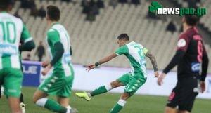 Γκολάρα ο Κουρμπέλης και 1-0 ο Παναθηναϊκός (video)