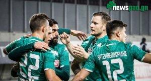 Λάρισα - Παναθηναϊκός 0-2: Highlights - Video