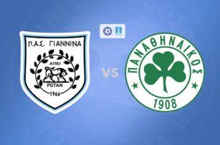 ΠΑΣ Γιάννινα - Παναθηναϊκός Live Streaming 812020 Κύπελλο Ελλάδας
