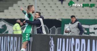 «Καθαρίζει» το ματς ο Σένκεφελντ, 2-0 ο Παναθηναϊκός (video)