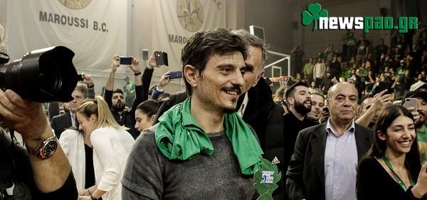 Έξαλλος ο Γιαννακόπουλος με την επίθεση σε φίλο του