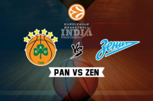 Παναθηναϊκός - Ζενίτ Live Streaming Ζωντανή μετάδοση | PAO -Zenit 7-2-2020