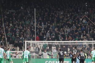 Παναθηναϊκός-ΠΑΟΚ: 2-0 (Highlights/vid)