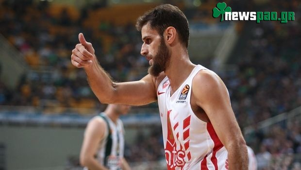 Περπέρογλου: «Έτρεμα στο ΟΑΚΑ σαν παίκτης του Ολυμπιακού»