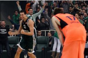 ΜΥΘΟΣ: Μόνο ο Διαμαντίδης & ο Ναβάρο τέτοιο κατόρθωμα στην Euroleague!