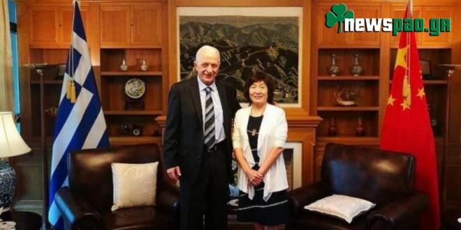 Πώληση Παναθηναϊκoύ: Το σχόλιο της κινεζικής πρεσβείας!